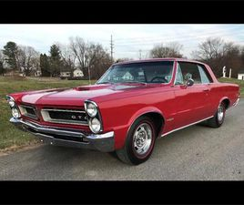 FOR SALE: 1965 PONTIAC GTO IN HARPERS FERRY, WEST VIRGINIA