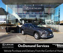 2021 LEXUS RX 450H | CARS & TRUCKS | CITY OF TORONTO | KIJIJI