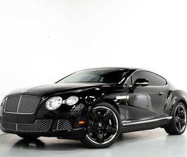2013 BENTLEY CONTINENTAL GT V12 I MULLINER PKG. I NAVI I CAM I VENT. SEATS | CARS & TRUCKS