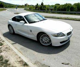 BMW Z4 COUPE SCHALTER, GARAGEN- UND SOMMERFAHRZEUG, GEPFLEGT