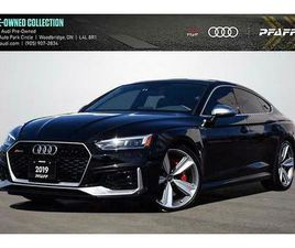 2019 AUDI RS 5 SPORTBACK 2.9T QUATTRO 8SP TIPTRONIC | CARS & TRUCKS | CITY OF TORONTO | KI