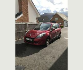 RENAULT SCENIC 1.5 DCI EXPRESSION 5DR