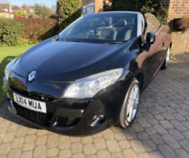 SOLD RENAULT MEGANE DYNAMIQUE TOMTOM TEC S/S ENERGY CONVERTIBLE 1.2 CC SOLD