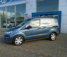 FORD TRANSIT COURIER TREND . CHROME BLUE ( FOR SALE IN DUBLIN FOR €19850 ON DONEDEAL