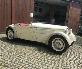 DKW F5 ROADSTER BJ. 1937 MIT ORIG. DOKUMENTEN