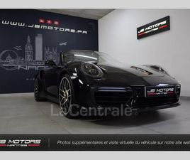 (991) (2) CABRIOLET 3.8 580 TURBO S