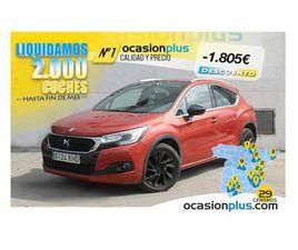 DS DS4 CROSSBACK 1.2 PURETECH S&S STYLE 4X4, SUV O PICKUP DE SEGUNDA MANO EN MADRID | AUTO