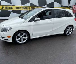 2013 MERCEDES-BENZ B-CLASS B 250 SPORTS TOURER | CARS & TRUCKS | HAMILTON | KIJIJI