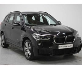 BMW X1 SERIES X1 SDRIVE18D M SPORT 2.0 5DR