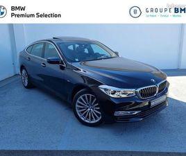 BMW SÉRIE 6 GRAN TURISMO 640D XDRIVE 320CH LUXURY