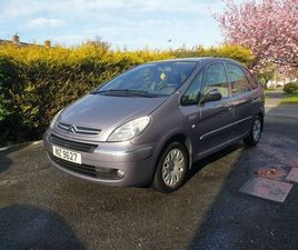 2006 CITROËN XSARA PICASSO DESIRE 1.6 HDI - TRADE INS WELCOME - DELIVERY AVAILABLE
