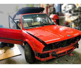 BUYING ALL OLD BMW PROJECTS E30, E36, E31 1970S,1980S,1980S, ANY | CLASSIC CARS | KITCHENE