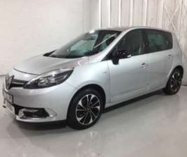 1.5 DCI BOSE AUTOMATIC EDC LHD (LEFT HAND DRIVE) FRENCH REGISTRATION 5-DOOR