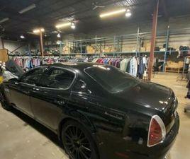 BLACK 2008 MASERATI QUATTROPORTE SPORT GT-S | CARS & TRUCKS | MARKHAM / YORK REGION | KIJI