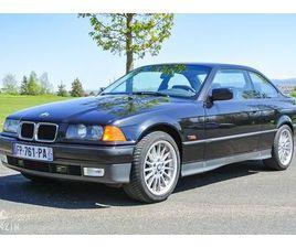 BENZIN - BMW 323I COUPÉ E36 47K KM - 1996