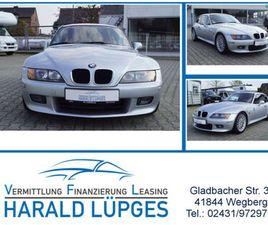 BMW Z3 COUPE 2.8, AUTOMATIK, LEDER, GLASDACH
