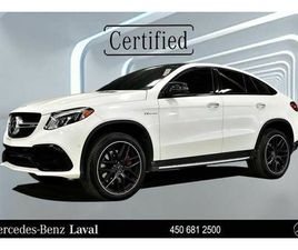 2017 MERCEDES-BENZ GLE63 AMG S 4MATIC COUPE | CARS & TRUCKS | LAVAL / NORTH SHORE | KIJIJI