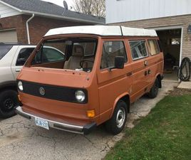 *** SALE PENDING *** 1981 VOLKSWAGEN VANAGON WESTFALIA | CARS & TRUCKS | NORFOLK COUNTY |