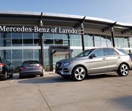 SILVER COLOR 2016 MERCEDES-BENZ GLE 300 4MATIC FOR SALE IN LAREDO, TX 78041. VIN IS 4JGDA0