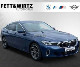 BMW 640I GT *FACELIFT* PANO DAPROF. LASER SOFT-CL.