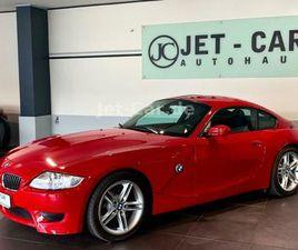 BMW Z4M COUPE *100% ORIGINAL - UNFALLFREI - DEUTSCH*