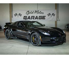 2015 CHEVROLET CORVETTE Z06, 3LZ 7-SPEED MANUAL, Z07 TRACKPACK, FULLY LOADED, EVERY OPTION