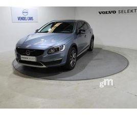 VOLVO V60 CROSS COUNTRY 2.0 D4 SUMMUM AUTO