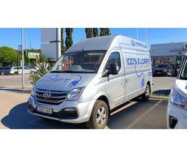 MAXUS EV 80 H3 11,5M3 56KWH 134HK MULTIMEDIA (-) - BYTBIL.COM 🚗