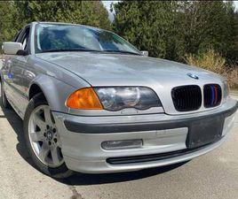1999 BMW E46 323I