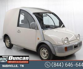 FOR SALE: 1989 NISSAN S-CARGO IN CHRISTIANSBURG, VIRGINIA