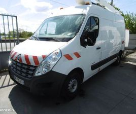 RENAULT MASTER 125CH NACELLE ACCIDENTEE