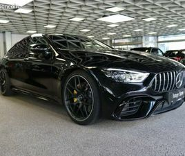 MERCEDES-BENZ AMG GT 4 63 AMG S 639CH 4MATIC+ SPEEDSHIFT MALUS INCLUS
