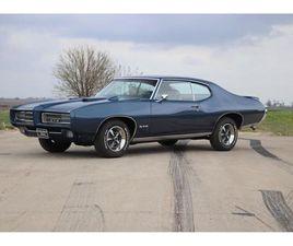 FOR SALE: 1969 PONTIAC GTO IN CLARENCE, IOWA
