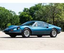 1972 FERRARI 246 FOR SALE