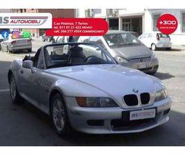 BMW Z3 2.0 (2.2) 24V 170CV ROADSTER UNICOPROPIETARIO