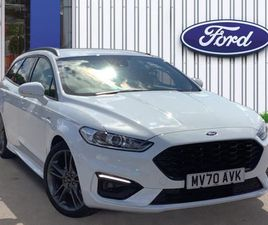 FORD MONDEO 2.0 ECOBLUE ST LINE EDITION ESTATE 5DR DIESEL S/S 150 PS