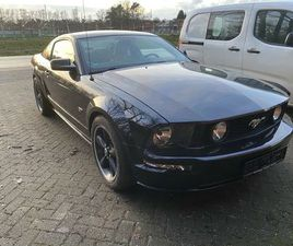 FORD MUSTANG GT V8 SCHALTER