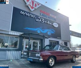 FORD GALAXIE 500 CABRIOLET SPORT COUPE 2 PORTES...