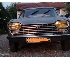 PEUGEOT 204 COUPÉ - 1969