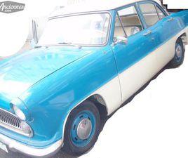 SIMCA ARIANE 4 - 1960