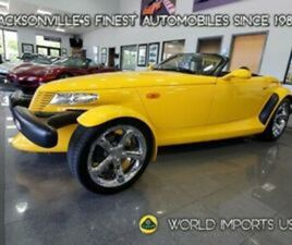 2002 CHRYSLER PROWLER 2DR ROADSTER - (COLLECTOR SERIES)