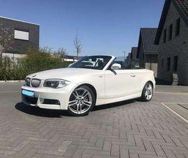 BMW 123 1ER CABRIO AUT. LIMITED EDITION LIFESTYLE MIT M SP