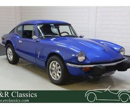1973 TRIUMPH GT6 MK3 | VALENCIA BLUE | GOOD CONDITION | 1973