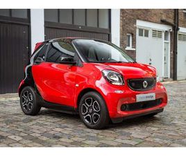 SMART FORTWO 17.6KWH PRIME PREMIUM AUTO 2DR 22KW CHARGER