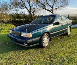 VOLVO 850 GLE 2.3 AUTOMATIC RARE MODERN CLASSIC * EXCEPTIONALLY LOW MILES SALOON