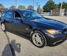2007 BMW 3 SERIES 328XIT TOURING STATION WAGON MANUAL CERTIFIED | CARS & TRUCKS | CITY OF