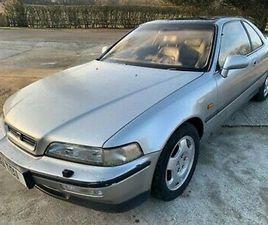 1993 HONDA LEGEND COUPE 3.2 V6 + MOT UNTIL JANUARY 2022. RARE JAPANESE CLASSIC