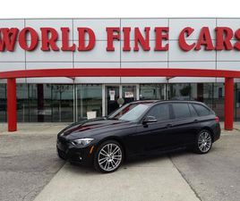 USED 2018 BMW 328 D XDRIVE TOURING | ACCIDENT FREE! RARE! DIESEL!