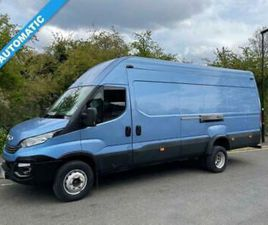2017 66 IVECO DAILY 3.0 70C18V 178 BHP AUTOMATIC L4 H3 EXTRA LONG WHEEL BASE PAN