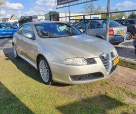 ALFA ROMEO GT 2.0 JTS PROGRESSION UIT 23-07-2004 AANGEBODEN DOOR CARS FOR YOU